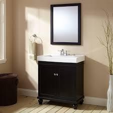 bathroom vanity black. With Optional Mirror Bathroom Vanity Black 1
