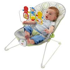 Fisher-Price Bouncer - Geometric Meadow : Target