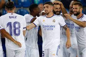 موعد مباراة ريال مدريد وليفانتي في الدوري الإسباني 2021-22 والقنوات الناقلة