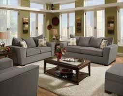american living room furniture. 639 nebraska furniture mart u2013 american 2piece gray microfiber living room o