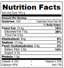 hot chocolate on a stick calories and nutrition facts