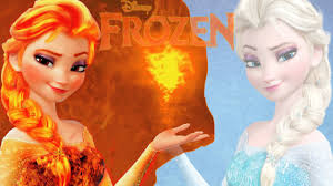 frozen elsa fire makeover disney princess make up and dress up game for s you