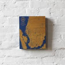 Nautical Charts Cape Coral Florida Cape Coral Chart Nautical Charts Made In Maine Benoits Design Co