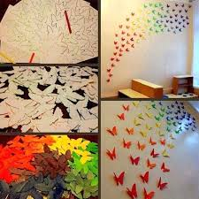 extremely easy wall art ideas for diy decor projects