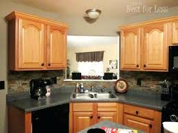 kitchen cabinet crown moulding kitchen cabinets crown molding best of mini makeover crown molding on my