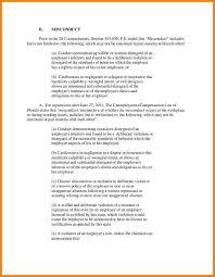 Unemployment Letter Example Lezincdc Com