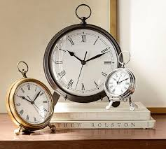 ... Remarkable Clocks Pottery Barn West Elm Wall Clocks Pocketwatch Locks  White Wall And Curtain ...