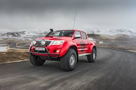 Going Viking in Iceland with an Arctic Trucks Toyota Hilux AT38 ...