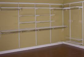 hanging closet shelves on drywall