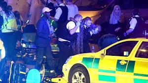 Image result for 3 تروریست انگلیسی در شمال لندن با کامیون نمازگزاران را زیر گرفتند