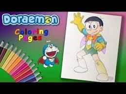 Nobita's dinosaur 2006 marker : Nobi Nobita Superhero Doraemon Coloring Forkids Doraemon Character Coloring Page My Little Pony Characters Favorite Cartoon Character Tom And Jerry Cartoon