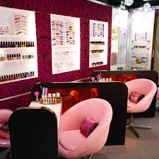 Nail shop design ideas - how you can do it at home. Pictures ...