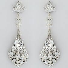 teardrop chandelier bridal earrings large teardrop crystal chandelier earrings teardrop chandelier earrings wedding teardrop chandelier bridal earrings
