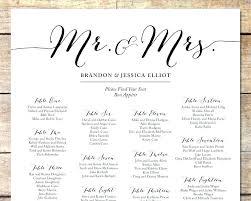 inspirational wedding seating chart template best printable poster wedding seating chart posters