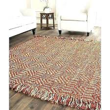 square rugs 6x6 6 x 6 area rugs square natural fiber sisal natural rust area rug