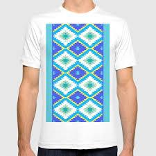 turkish carpet yellow blue green patchwork mosaic oriental kilim rug t shirt
