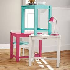 small desks home 5. Stack Me Up Small Space Desk PBteen Intended For Desks Idea 5 Home