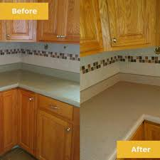 kansas city countertop refinishing before and after examples