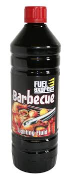 our barbecue lighting fluid is an ideal way to get your barbecue going