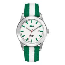 unisex lacoste wristwatch advantage collection 2010501 from lacoste 2010501