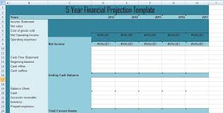 5 year financial projection template. Get 5 Year Financial projections template xls Excel Project