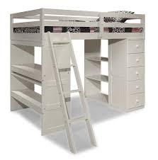 canwood whistler storage loft bed with desk bundle white guest desk decorating ideas