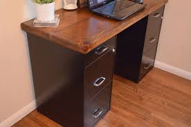 diy office desks. robust teak tabletop for diy office desk design computer personal set diy desks