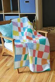 25 best Quilt in a Day (or Weekend) images on Pinterest | Creative ... & Confetti Candy Quilt - Fons & Porter Adamdwight.com