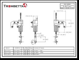 trombetta p series solenoids offered in both 12v and 24v are trombetta p series solenoid literature