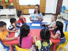 Khóa học tiếng Anh cho trẻ tại VAE