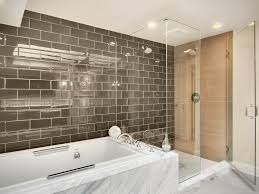 bathroom design blog. Grey Glass Subway Tile Interior Design Blog Kansas City Bathroom D