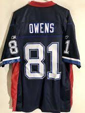 Online Owens Nfl Premier Jersey Reebok Ebay Buffalo L Bills Sale Terrell For