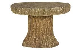 faux bois outdoor furniture designs