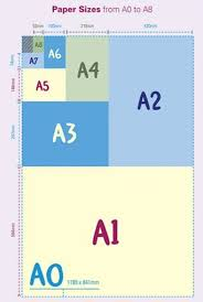 Paper Size Chart Pdf What Size Is A4 Paper Guide To Paper Sizes Doxdirect