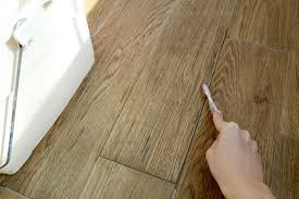 Clean Tile Floor Vinegar Removing Grout Haze The Easy Way Chris Loves Julia