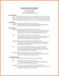 How To Write A Resume 2017 How To Write A Resume After Graduating Graduate School Www Resume 19