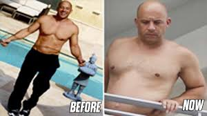 Vin Diesel Stopped Working Out You won t believe how FAT he.
