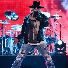 Guns N Roses Live in India December 12 ...