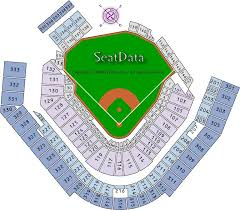 Pnc Park Pirates Seating Chart Pnc Park Seating Chart
