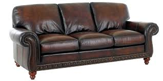 Leather Couch Restoration Brown Leather Sectional Sofas With Recliners And Brown Faux