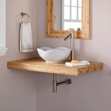 Bamboo Bathroom Sink 17 Best Images About Bathroom Renovation On Pinterest Ikea Bath