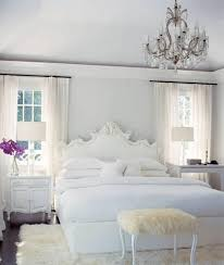 40 Breathtakingly Soft All White Bedroom Ideas Rilane Impressive All White Bedroom Decorating Ideas