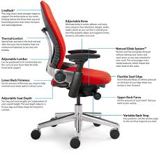 make office chair more comfortable. Steelcase Leap Make Office Chair More Comfortable