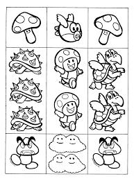 Het Beste Van Kleurplaten Van Super Mario Bros Klupaatswebsite