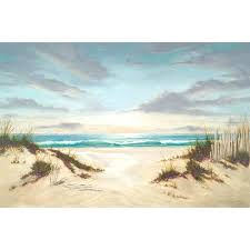 wall art beach sunset on sea canvas painting sands wave sky appealing images illuminating wall art wall art beach  on beach scene canvas wall art with wall art beach lighted wall art beach pool beach scene canvas wall
