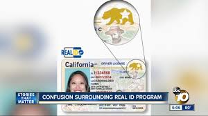 California Real Dmv Id Gets For Last-minute Extension