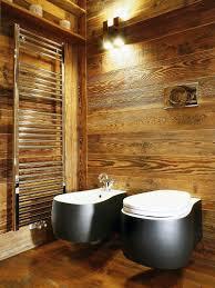 Holz Im Alt Look Für Eine Rustikale Atmosphäre Badezimmer
