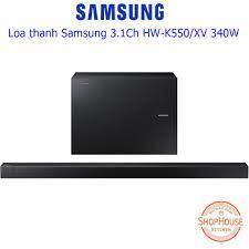 Loa Soundbar Samsung Hw-k550 3.1ch giá tốt cập nhật 5 giờ trước - BeeCost