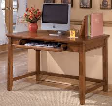 popular of real wood computer desk with solid wood desks lp
