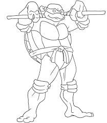 If you would like to download it, right click on the images and use the save image as menu. Teenage Mutant Ninja Turtles Coloring Pages Print Them For Free